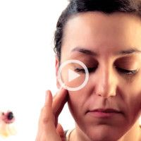 Video: How To Give Yourself A Face Massage. Tried this once and saw/felt a difference