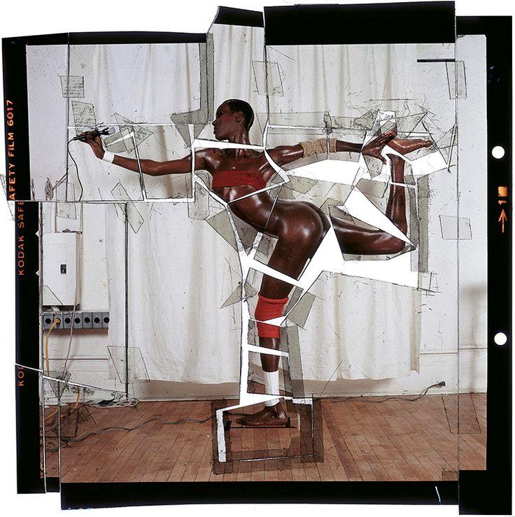 Грейс Джонс, Нью-Йорк, 1978