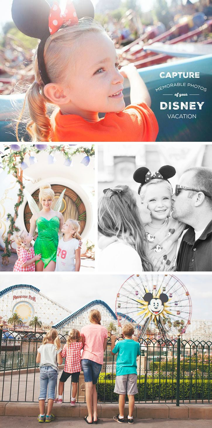 Simple Tips to Help you Capture Memorable Photos of your Disney Vacation ~ disney photography