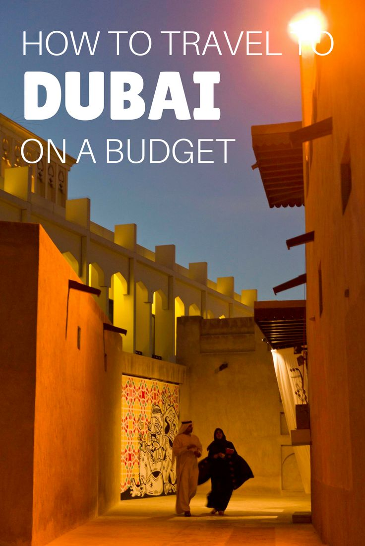In this guide you will have tips on how to save on activities, accommodation, food, transport and alcohol to travel to Dubai (United Arab Emirates) on a budget - Picture copyright: www.robintownsend.com