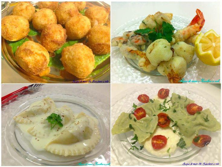 4 ricette con il baccalà da sfoggiare al cenone di capodanno! Per tradizione non può mancare nel menù... ma è sempre divertente servirlo in maniera originale!