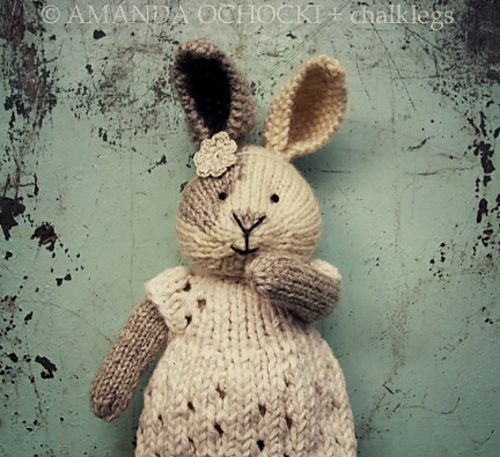 Ravelry: chalklegs' chubby bunny with wardrobe