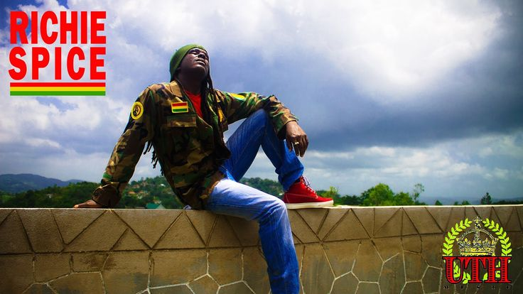 RICHIE SPICE - JAH PROVIDE @1RichieSpice Soothing Sounds 2012 Produced b...