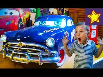 Развлечение для детей. Игорюша на выставке ретро автомобилей Video for children http://video-kid.com/14885-razvlechenie-dlja-detei-igoryusha-na-vystavke-retro-avtomobilei-video-for-children.html  Привет, ребята! В этой серии Игорюша идет на выставку американских ретро автомобилей. В машинах можно посидеть и всё потрогать. На выставке представлен автомобиль Охотников за привидениями, из которого мы не вылезали. American retro cars museum route…