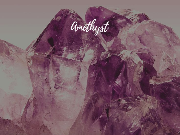 Amethysts purifies and cleanses negative energy. It can be used to provide relief from headaches, emotional pain, anxiety, concussions,…