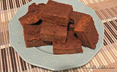 Sweet Potato Brownies - it is gluten free and vegan