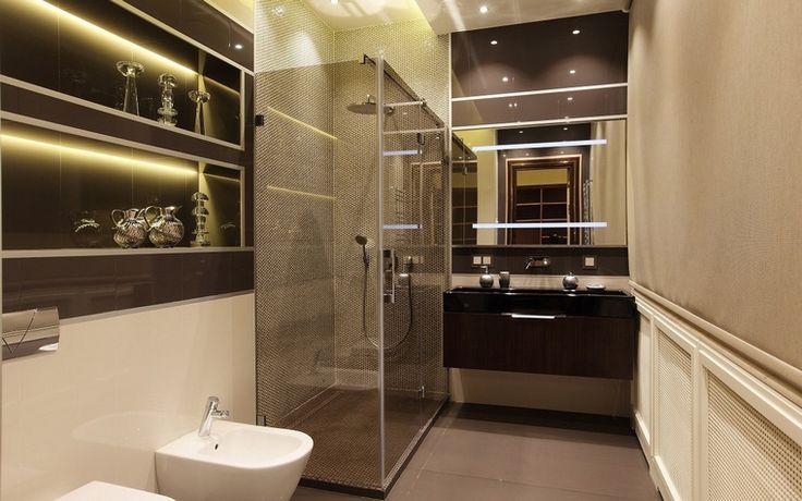 Дизайн интерьера в стиле ар-деко/арт-деко. #дизайн #интерьер #стиль #ардеко #артдеко #дизайнер #ванная