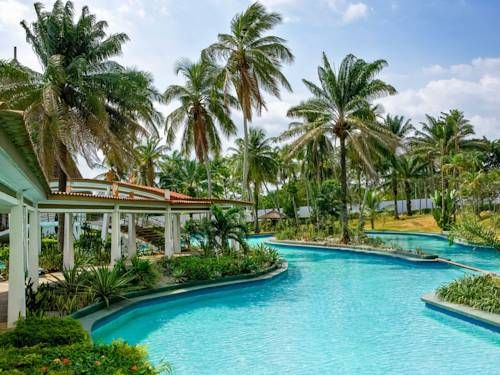 Sofitel Abidjan Hotel Ivoire ***** (Абиджан, Кот-д'Ивуар). Дата открытия - январь 2013.