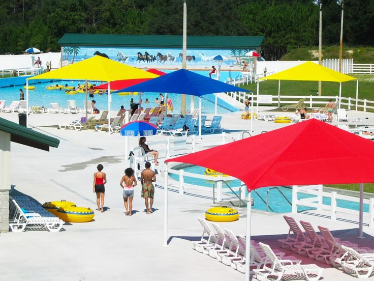 Camp Kulaqua Retreat and Conference Center - River Ranch Water Park