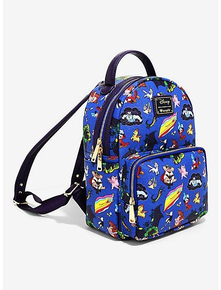 Loungefly Disney Fantasia Character Mini Backpack - BoxLunch Exclusive 5379592566cc