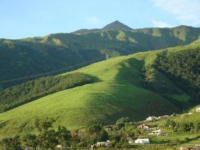La localidad de Tafí del Valle se encuentra ubicada en el departamento homónimo, del cual es cabecera, en el oeste de la provincia argentina de Tucumán