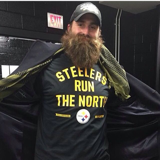 Steelers capture AFC North Division Title
