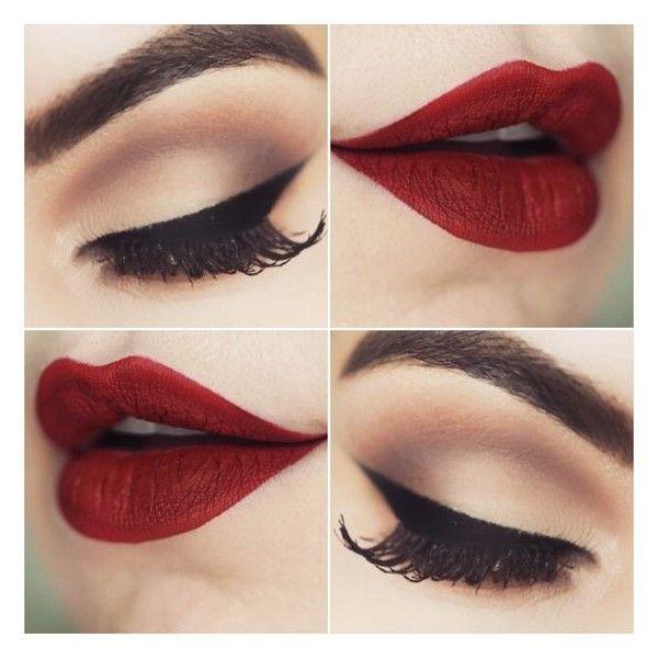 As maquiagens mais bonitas da Adele Pausa para Feminices via Polyvore featuring makeup