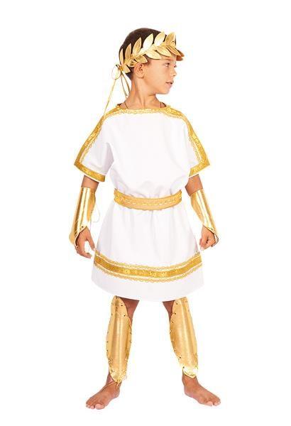 Купить детский греческий костюм