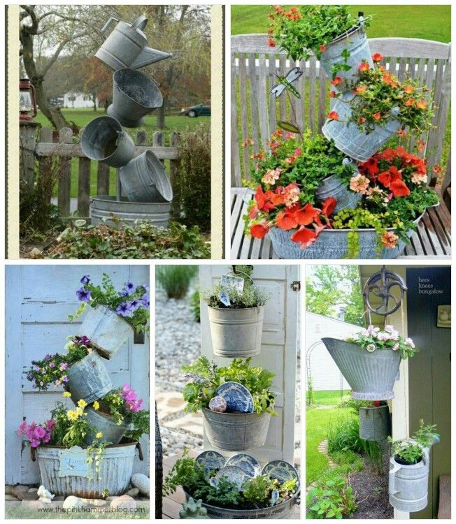 101 Best Galvanized Tub Projects Images On Pinterest