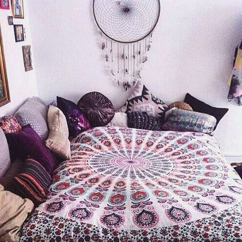 15 Cutest Boho Dorm Rooms On Pinterest You Need To Copy Part 73