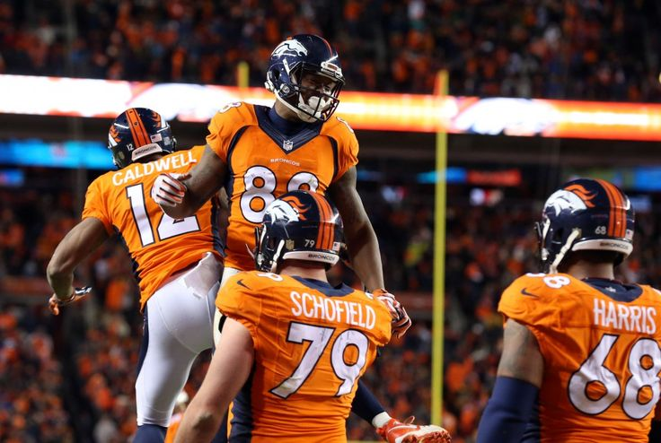 NFL Playoffs 2016: Broncos topple Steelers; Panthers, Cardinals...: NFL Playoffs 2016: Broncos topple Steelers; Panthers,… #Patriots