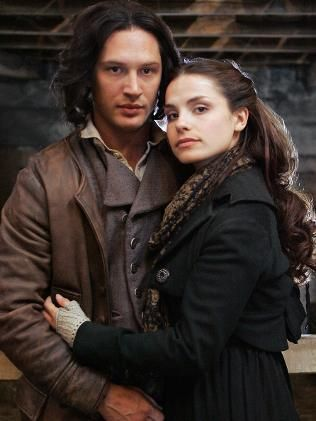 Wuthering Heights Movie 2009 | ... scene from TV show Wuthering Heights . Picture: ABC1 Source: Supplied