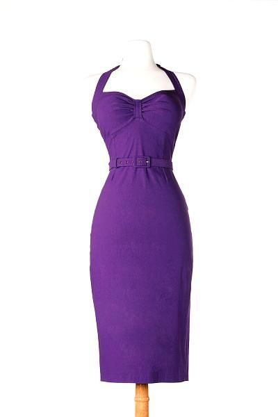 Dames Dress, Lilla