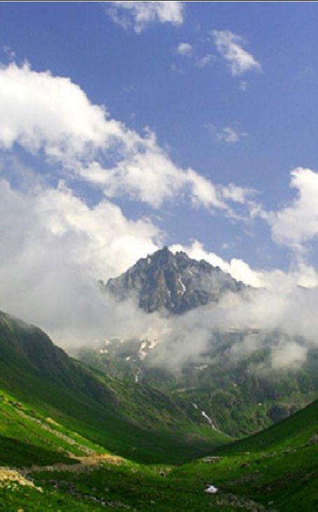 Doğu Karadeniz / Milli Kaçkar Park- Turkey