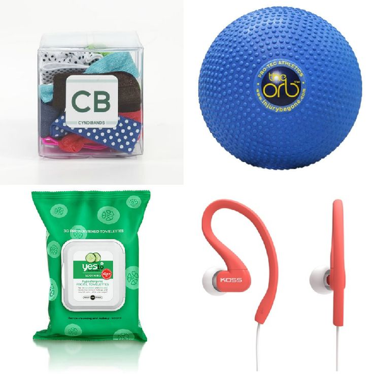 5 Last-Minute Stocking Stuffers for the FitnessFanatic! #holidays #giftguide | Health.com