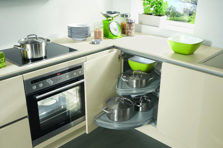 Keuken I Hoekkast I carrousel I