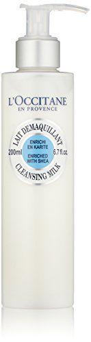 L'Occitane Shea Cleansing Milk, 6.7 fl. oz. L'Occitane http://www.amazon.com/dp/B00R5DSA3O/ref=cm_sw_r_pi_dp_GKQ7ub0SP22AY