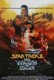 Star Trek II: The Wrath of Khan (1982) - IMDb Had movie on VHS. Still a good movie.