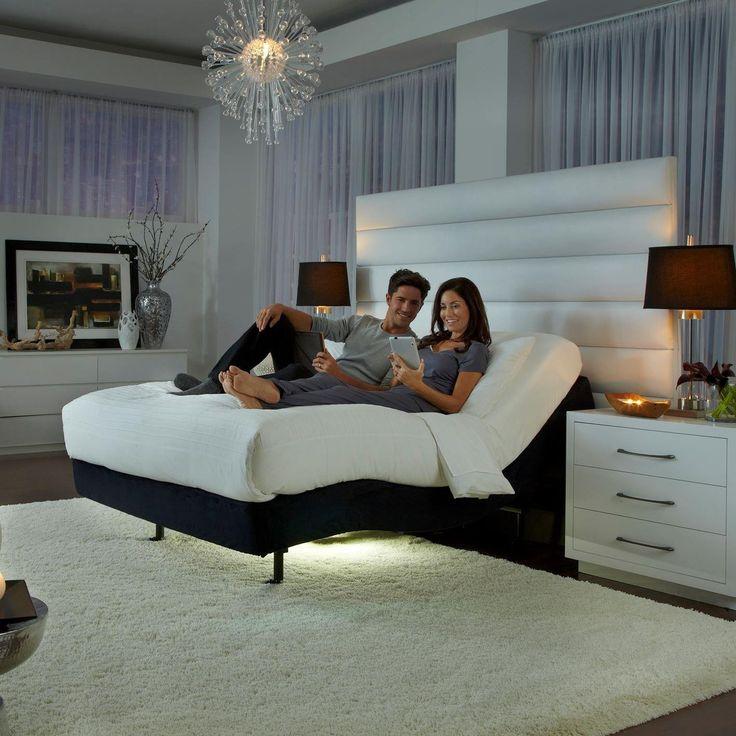 New Prodigy 20 Split King Bed Adjustable Power Base Leggett Platt FREE 10