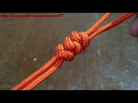 ¿Cómo hacer un nudo serpiente? - YouTube