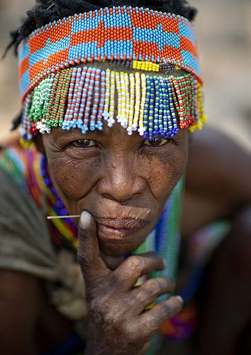 Namibias San Tribe Are The Original Southern African People And Have Developed A Formidable Arsenal Of Survival Skills