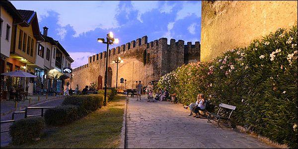 Κάστρα Θεσσαλονίκης