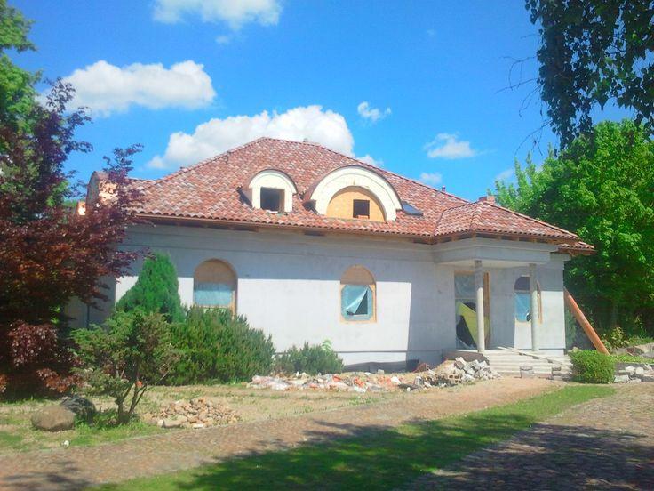 Dachówka sanMarco Realizacje - Dachy Rustykalne |alledachy. Kolory Medievale i Visconteo.