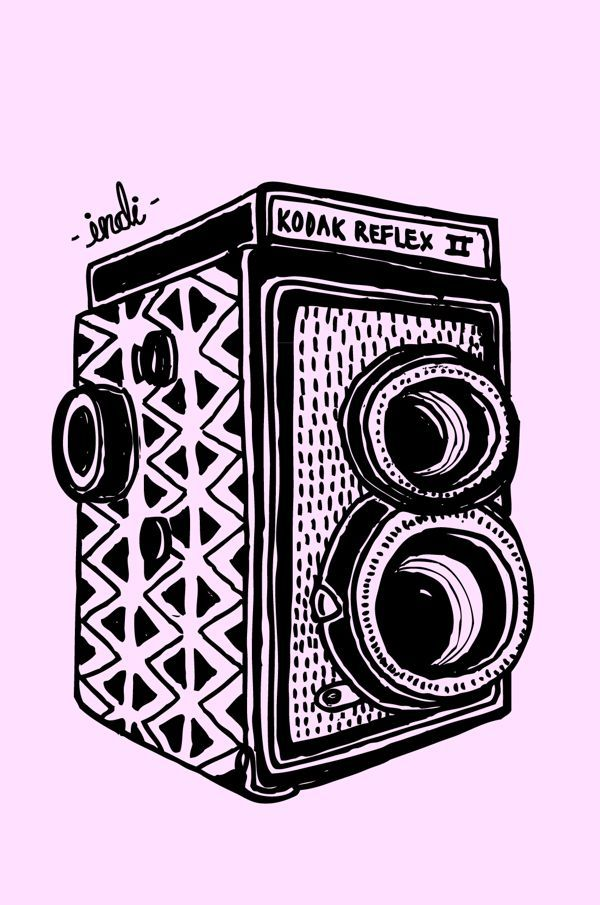 Vintage Camera Vintage Cameras Wallpapers For Iphone Or Ipod By Indi Maverick Via Behance
