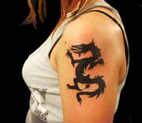 25+ Best Ideas About Tribal Shoulder Tattoos On Pinterest