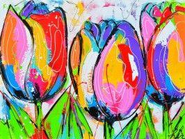 Liz: Biografie, CV, kunstwerken en schilderijen