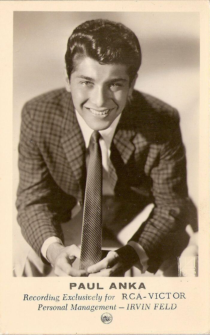 Paul Anka - 1960