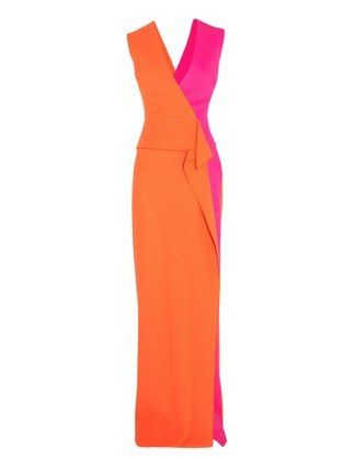 Tangerine Dresses Inspired by Anna Dello Russo's Latest Look