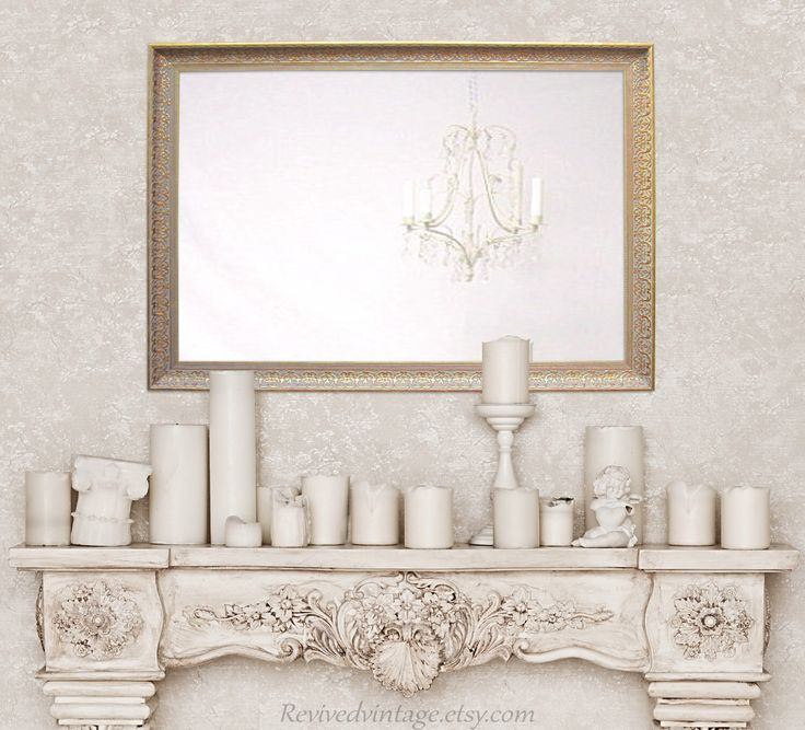 FRENCH COUNTRY MANTEL Mirrors For Sale