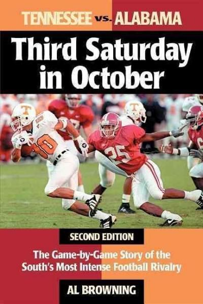 On November 18, 1901, the University of Alabama and the University of Tennessee first locked horns on a football field. At the contest's end, the score was tied, nothing had been resolved, and about t