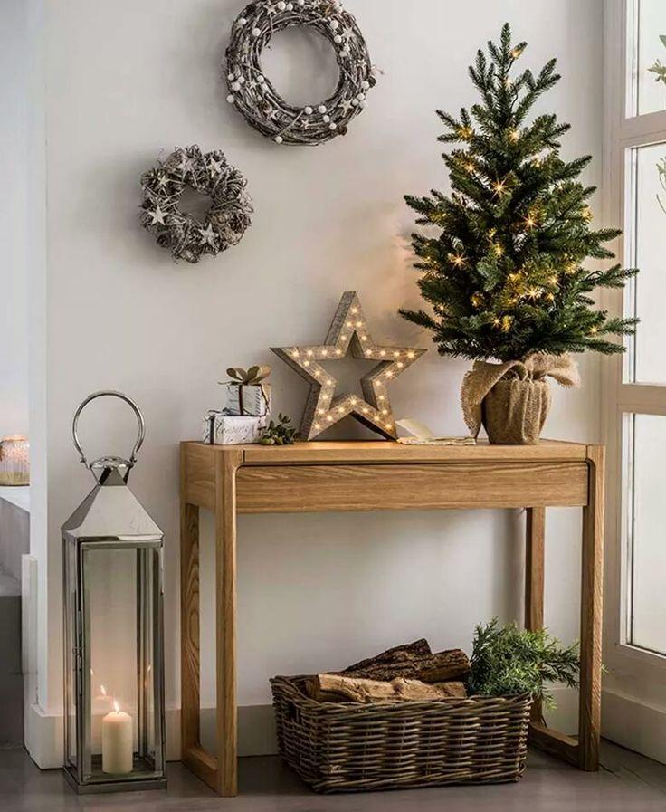 m s de 25 ideas nicas sobre posada navide a en pinterest On decoracion navidena simple