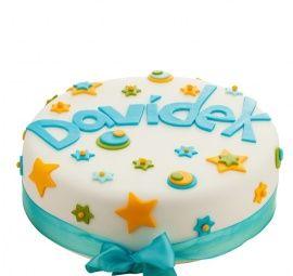 Dětský dort 22