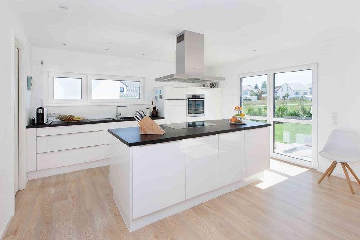 Offene Küche Ideen Einrichtung Kochinsel