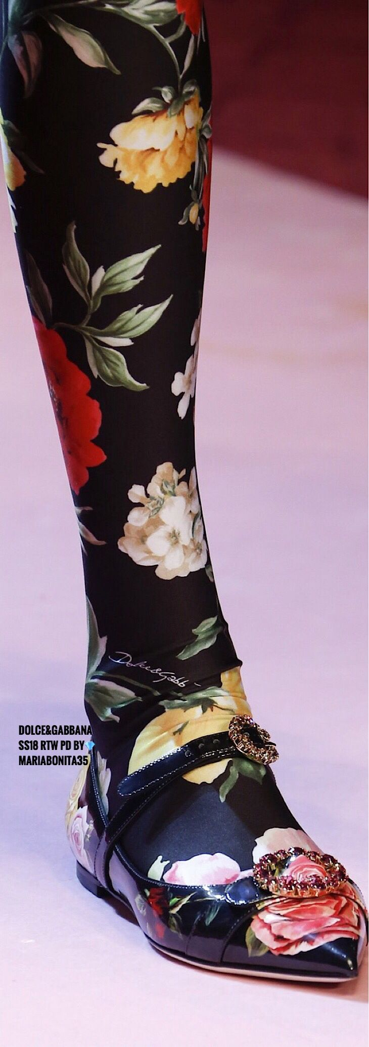 Dolce & Gabbana SS18 RTW Details