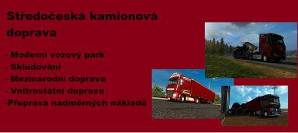 Středočeská kamionová doprava – Sbírky – Google+