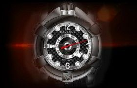 VENDREDI : Et le Grand Prix de la complication la plus ridicule de toute la Wonder Week 2015 est attribué à… ==================  On croyait avoir touché le fond avec l'équation du temps ajoutée à une montre de plongée chez Panerai : ce sera sans doute indispensable pour étalonner les levers du soleil subaquatiques. On dépasse les bornes du ridicule avec un jour/nuit calé sur l'heure de la montre, et pas sur le second fuseau horaire...