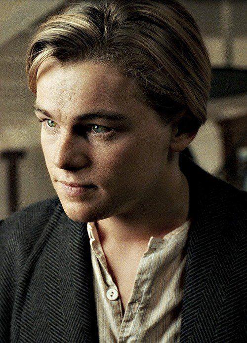 Leonardo DiCaprio as Jack Dawson | Titanic | Pinterest ...