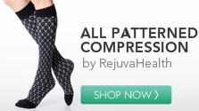 Fashionable Medical Compression Stockings   Support Stockings for Women...much better than the typical medical stockings!