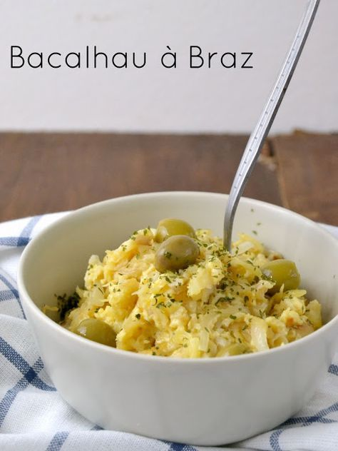 Bacalhau à Braz, receta portuguesa   Cuuking! Recetas de cocina