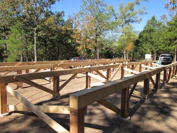 Questions About Building A Concrete Pier Cabin